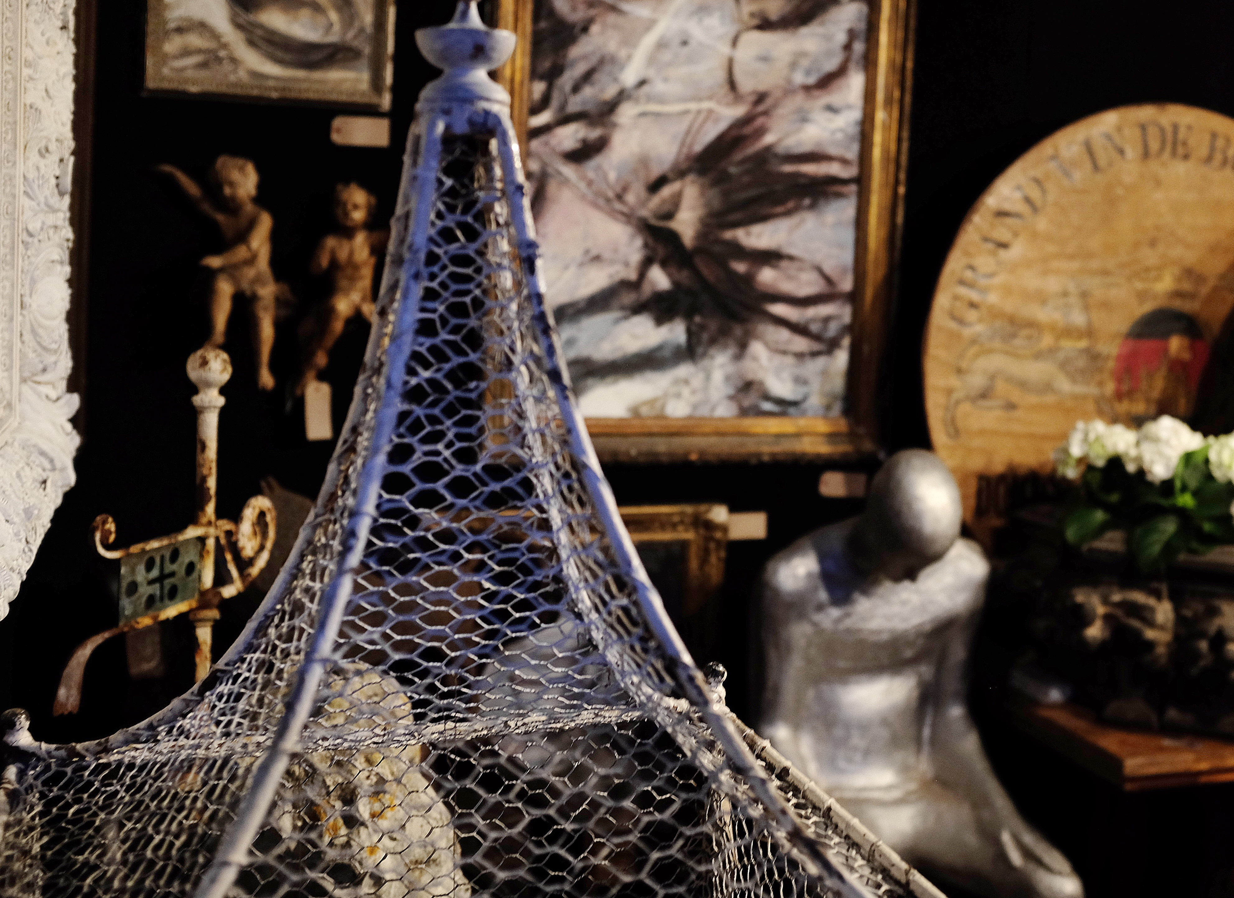 Reclaimed Woman Bruton Decorative Fair
